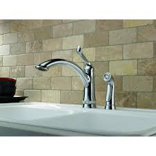 Delta Touchless Kitchen Faucet Image 6 Shop Delta Pilar Touch Chrome High Arc Kitchen