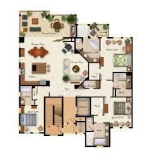 floor plans: villa house floor plans condo floor plan  bedroom condo floor plans lrg defbedejpg