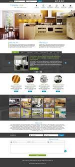 Cabinet Design Website Entry 40 By Akifkhan75 For Design A Website Mockup For
