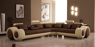 Tan Couch Living Room Tan Sectional Sofa Hotornotlive