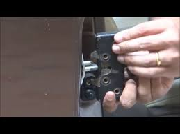 car door latch striker. How Door Lock Of A Car Works - Must Watch Latch Striker