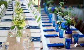 The Decor. So many ideas and inspirations right? Overall choosing blue  green wedding ...