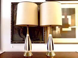 pair of mid century modern table lamps cool stuff houston mid century modern furniture