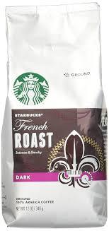 starbucks coffee bag dark. Perfect Dark Starbucks French Roast Dark Ground Coffee 12Ounce Bag Pack Of 6 For Coffee
