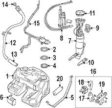 parts com® land rover range rover fuel system components oem parts 2004 land rover range rover hse v8 4 4 liter gas fuel system components