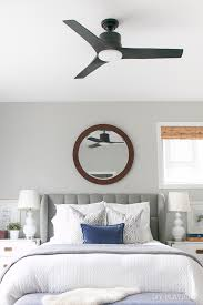 cool black ceiling fans. Delighful Black How To Install A Ceiling Fan By Yourself The Final Look On Cool Black Fans