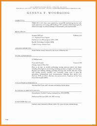 Skills For Cna Resume Download Elegant Cna Resume Examples ...