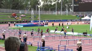 100MH U15M Byron Hollingsworth-Dess 13.76 Australian Junior ...