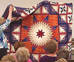 MyTyme Creations Custom Handmade Quilts - Patchwork Quilts for ... & Patriotic Quilted Wall Hanging Adamdwight.com