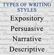 types of writing styles for essays about education paraphrasing  essay