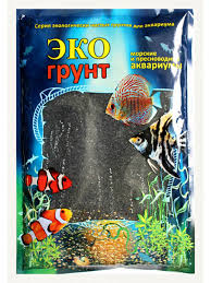 <b>Грунт Эко грунт 1-3mm</b> 3.5kg Black Crystal г-1061 7872290 купить ...