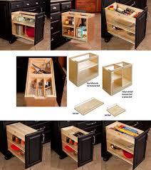 Kitchen Cabinet Storage Pantry Organization And Storage Ideas Collection In Kitchen