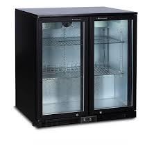 china back bar beer cooler 2 door beverage glass chiller bg 208h china bar fridge bar cooler
