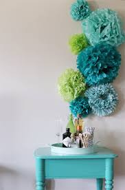 How To Make Tissue Paper Balls Decorations DIY Tissue Paper Pom Poms Backdrop The Sweetest Occasion 64