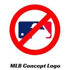 MLB Concept Logo | Sports Logo History