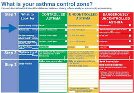 Asthma And Copd Medications Chart How To Manage Your Asthma The Lung Association