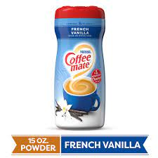 As a dietary supplement, the product can help deal with several lifestyle. Coffee Mate French Vanilla Powder Coffee Creamer 15 Oz Canister Non Dairy Lactose Free Gluten Free Creamer 3 Pack Walmart Com Walmart Com