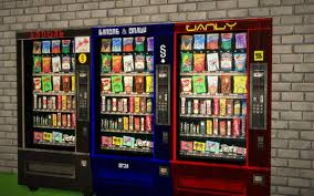 Vending Machine Mod Interesting Vending Machine Archives Sims 48 Downloads