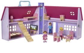 Imaginarium Discovery Pretend Daisy Wooden Dollhouse