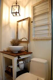rustic bathroom vanities ideas. Interesting Rustic Bathroom Vanity With Distressed Weathered Look For Rustic Vanities Ideas