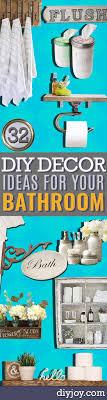 diy bathroom decor ideas cool do it yourself bath ideas on a budget rustic