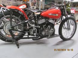 original harley davidson wr 1950 flat tracker hill climber with