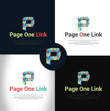 Link By Design Modern Professional Seo Logo Design For Page One Link By