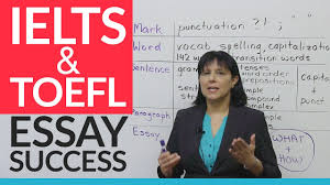 learn the keys to ielts toefl essay success · engvid