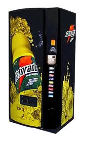 Dixie Narco Vending Machine Troubleshooting Fascinating Dixie Narco Model 48E Gatorade Vending World
