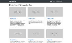 Portfolio Website Templates Magnificent Free Bootstrap Portfolio Themes Templates Start Bootstrap