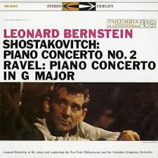 Vinyyli LP; <b>Leonard Bernstein</b>: Shostavich & <b>Ravel</b> - AH-Hifisystems ...