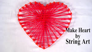 String Art Patterns String Art Patterns How To Make String Art Heart Pattern By