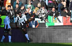 Udinese-Sassuolo: risultato, sintesi, gol e highlights