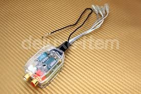 car radio speaker wire to rca hi low adapter converter line out car radio speaker wire to rca hi low line converter