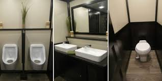 New York Restrooms Mobile Restroom Trailer Rentals New York Delectable Trailer Bathroom Rental