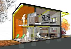 economic house plans indian design white plan modern small floor