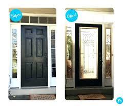 replacing glass door glass insert for door glass door inserts and replacement glass for your front replacing glass door