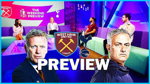 West Ham vs Tottenham: Match Preview | Why Jose Mourinho needs the victory  - YouTube