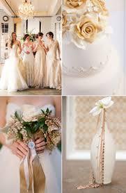 Beige Beauties Classic And Elegant Wedding Ideas Elegant Beige