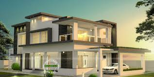 small modern house plans flat roof beautiful flat roof in elevation