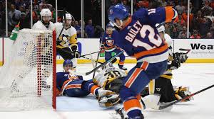 NHL playoffs 2019: Josh Bailey's OT goal pushes Islanders to Game 1 win  over Penguins | Sporting News Canada