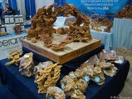 dry artificial rock the living marine aquarium manual chapter 6 materials s