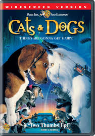 cats and dogs movie poster.  And Cover Throughout Cats And Dogs Movie Poster 7