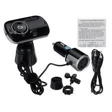 <b>QC 3.0</b> USB Charger bluetooth <b>5.0</b> FM Transmitter Handsfree <b>Car</b> ...