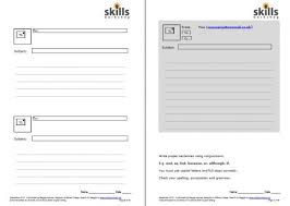 email writing template professional email writing frames for functional english skills workshop