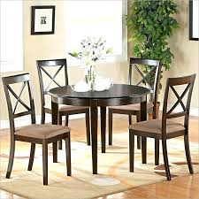 42 round dining table brilliant amazing inch round dining table with leaf cherry intended for within