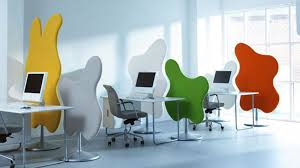 fun office furniture. It Need Not Always Be A Matter Of Making The Most Limited Space As This Artsy, Yet Practical Desk With Pullout Drawers Does. Fun Office Furniture N