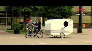 Bike Campers E Bike Von Wondervelo Fa 1 4 R Dethleffs Auf Dem Caravan Salon