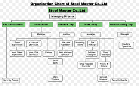 Business Organizational Chart Beauteous Organizational Chart Business Steel Organizational Structure
