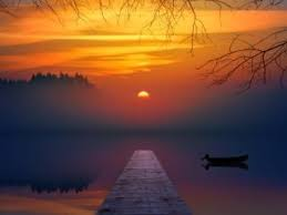<b>Colorful Lake And Sunset</b> Wallpaper, HD Nature 4K Wallpapers ...